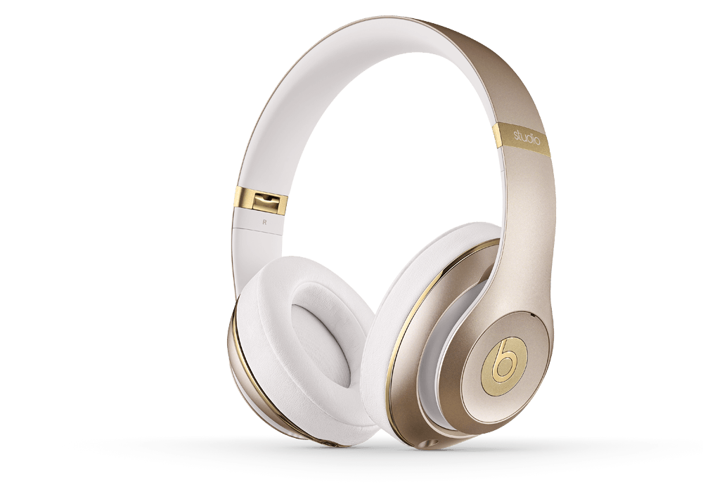 �������� ��� ������  Beats by Dr. Dre Studio 2.0 Over Ear Headphone Champagne