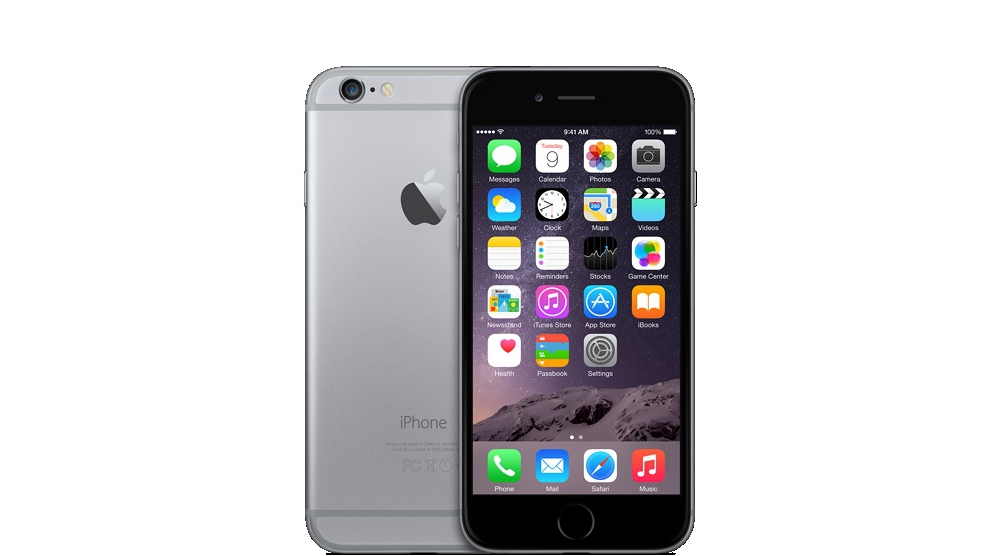 iPhone Apple iPhone 6 128Gb Space Gray
