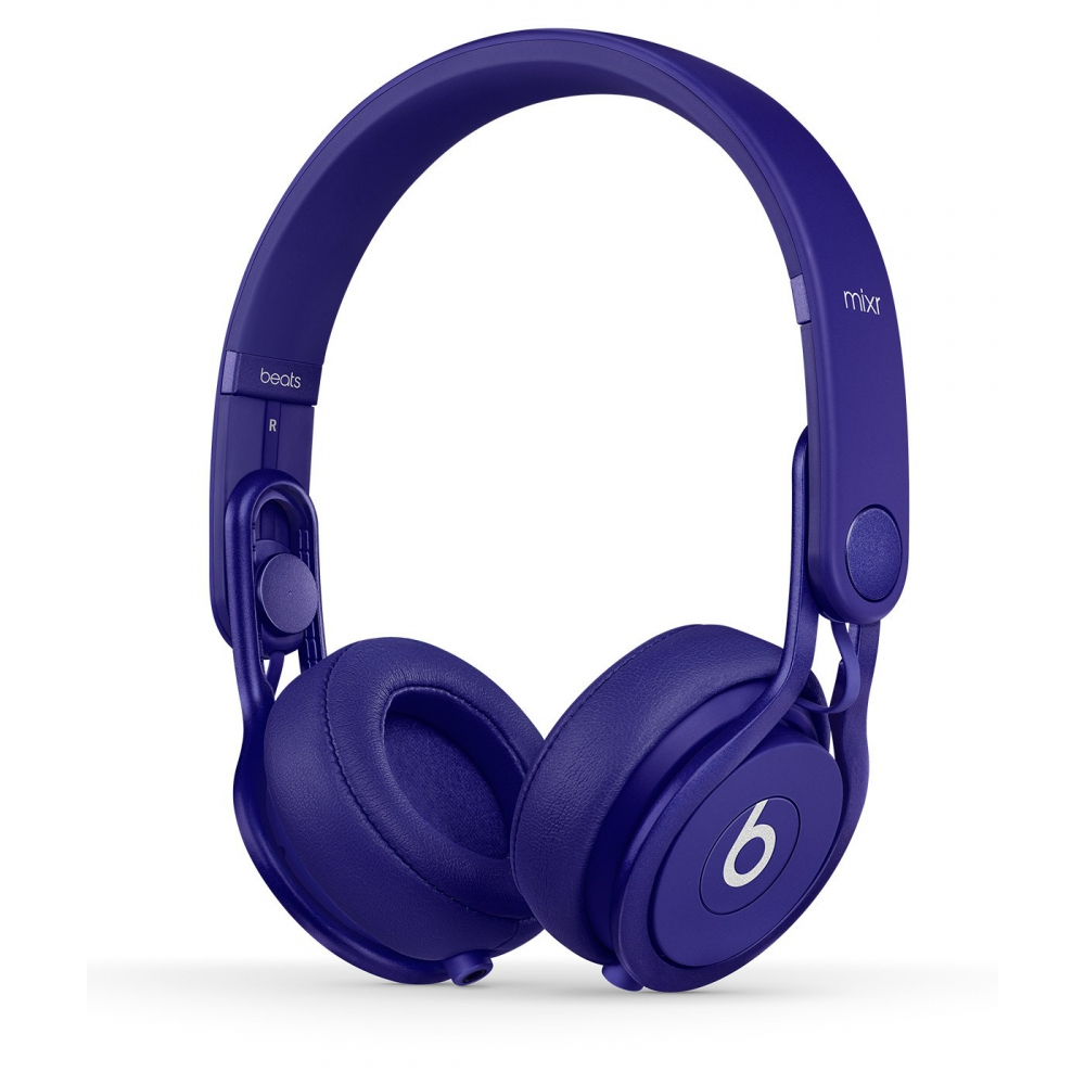 DJ-наушники Beats by Dr. Dre Mixr Indigo