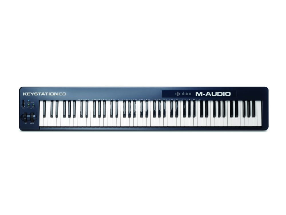 Midi-клавиатуры M-Audio Keystation 88 II (NEW)