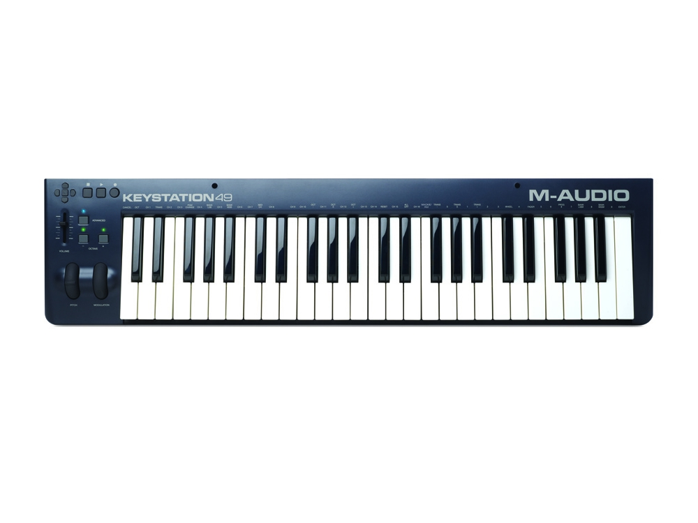 Midi-���������� M-Audio Keystation 49 II (NEW)