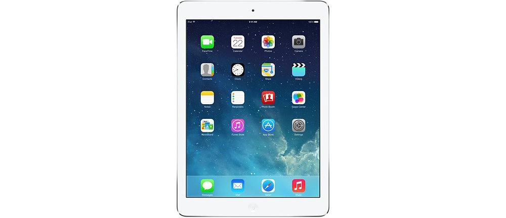 iPad Apple iPad Air Wi-Fi 16GB (MD788TU/A) Silver