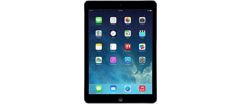 iPad Apple iPad Air Wi-Fi 128GB (ME898TU/A) Space Gray