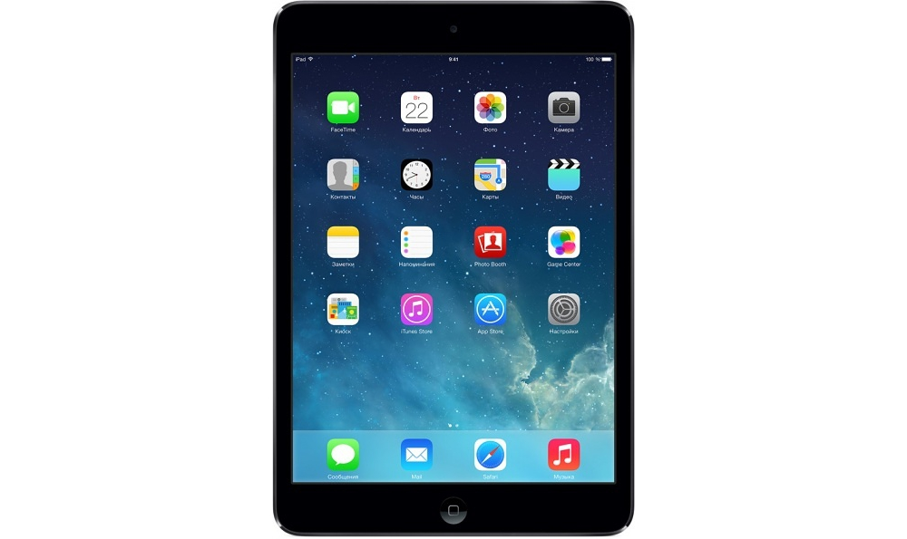 iPad mini Apple iPad mini with Retina display Wi-Fi 16GB (ME276TU/A) Space Gray