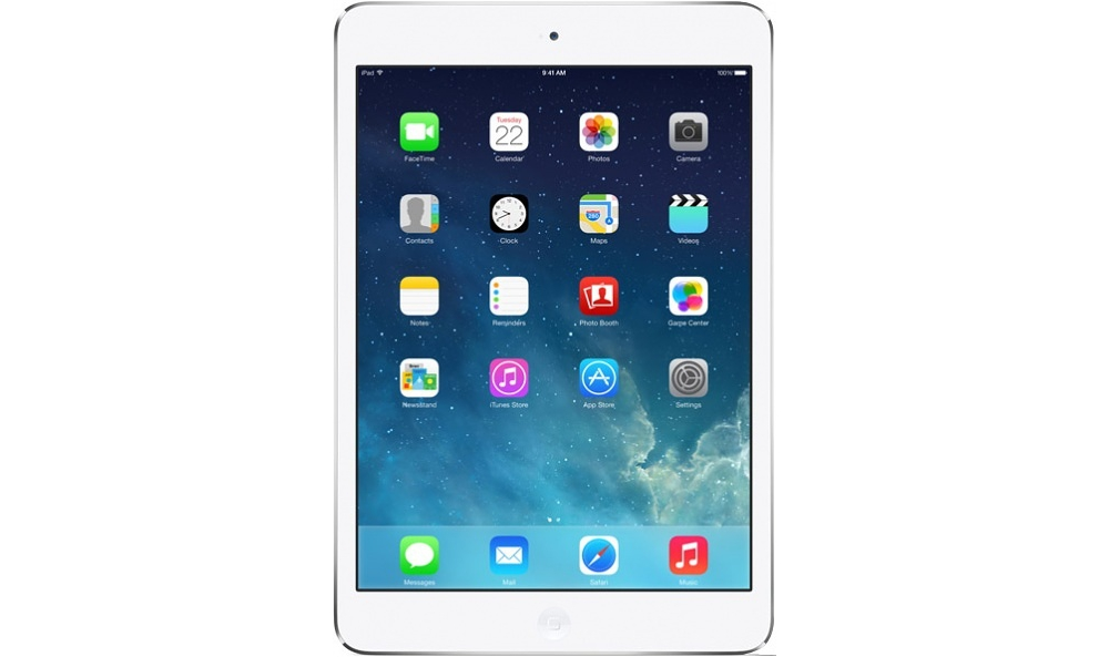 iPad mini Apple iPad mini with Retina display Wi-Fi 16GB (ME279TU/A) Silver