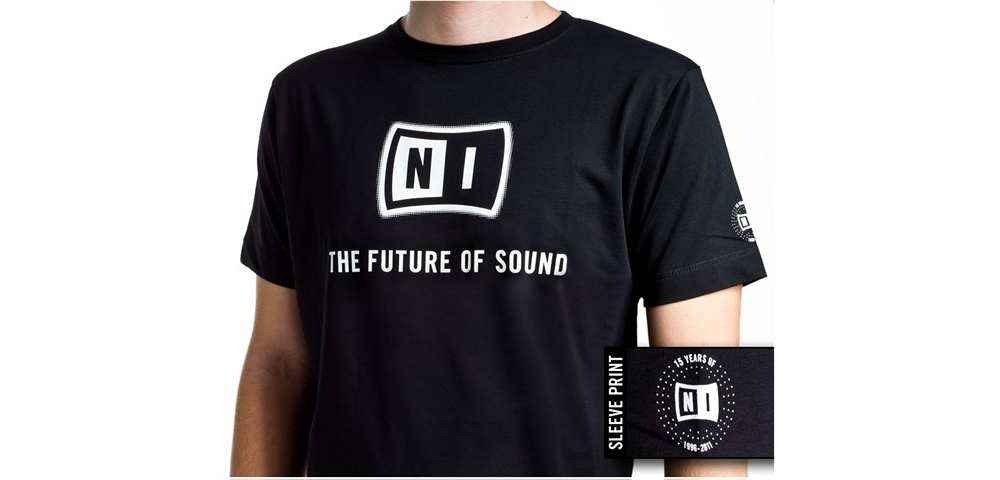 �������� Native Instruments T-Shirt