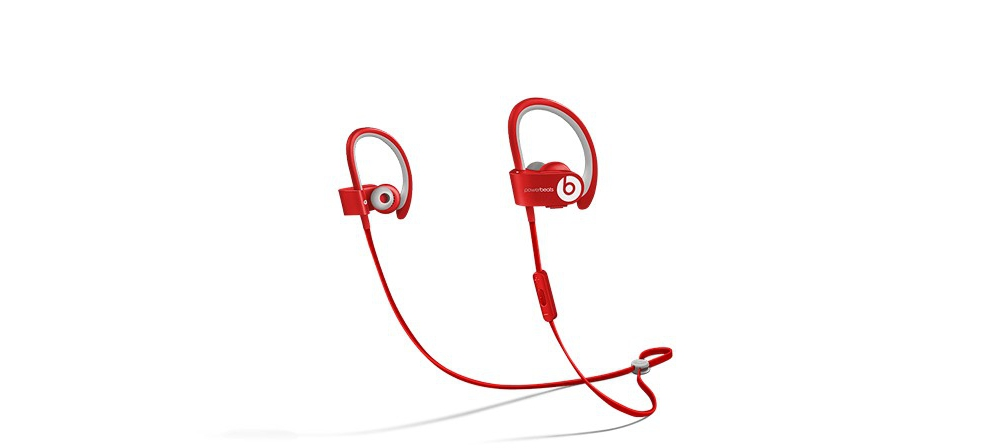 Наушники для плеера Beats by Dr. Dre Powerbeats 2 Wireless Red