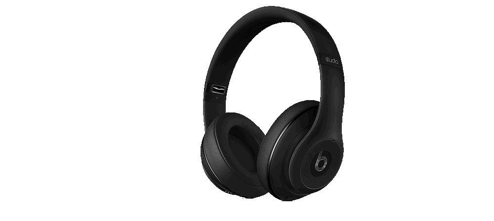 Наушники для плеера Beats by Dr. Dre Studio 2.0 Over Ear Headphone Matte Black