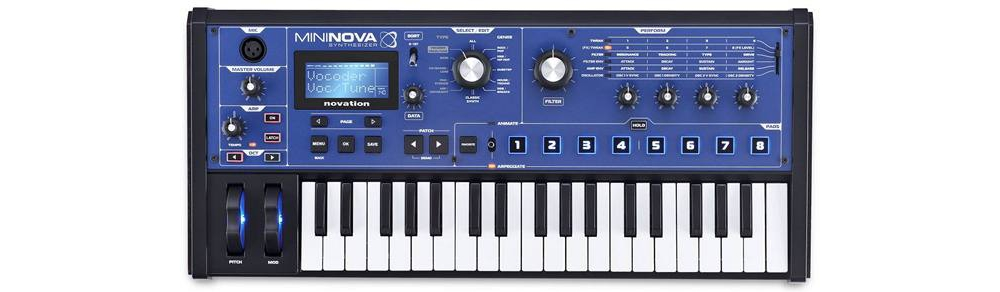 Midi-���������� Novation Mininova