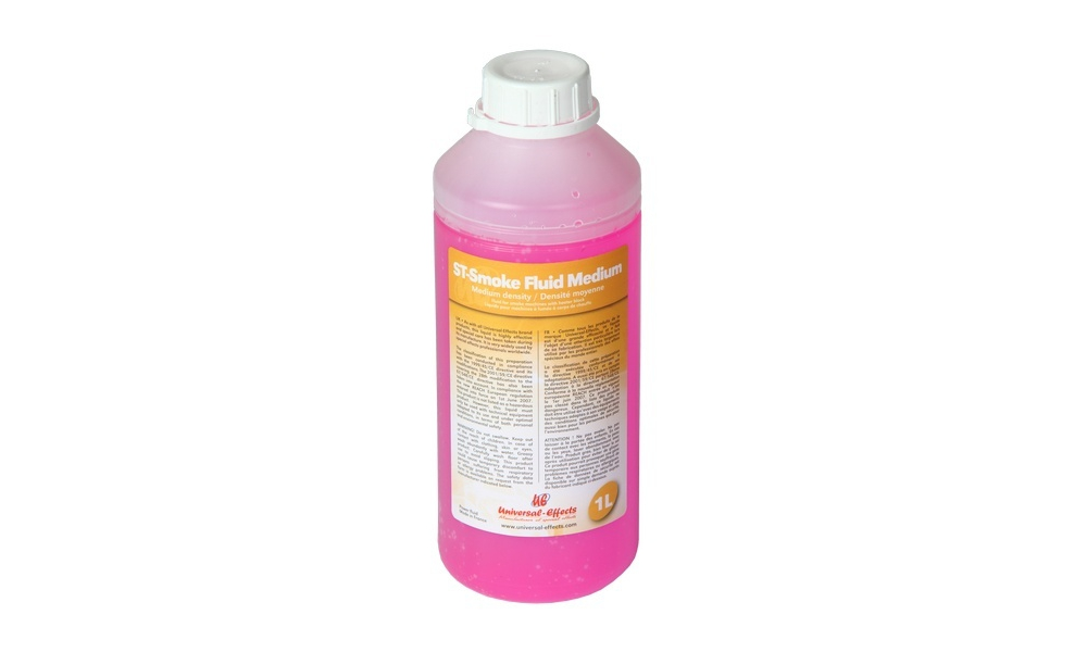 Спецэффекты Universal Effects ST-SMOKE FLUID MEDIUM 1L