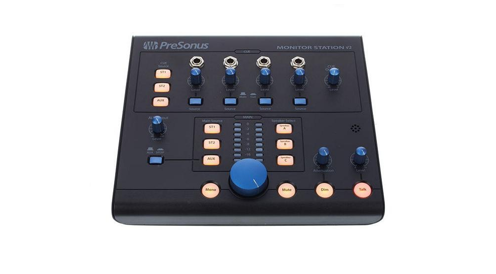 Аудио конверторы, рекордеры PRESONUS Monitor Station V2