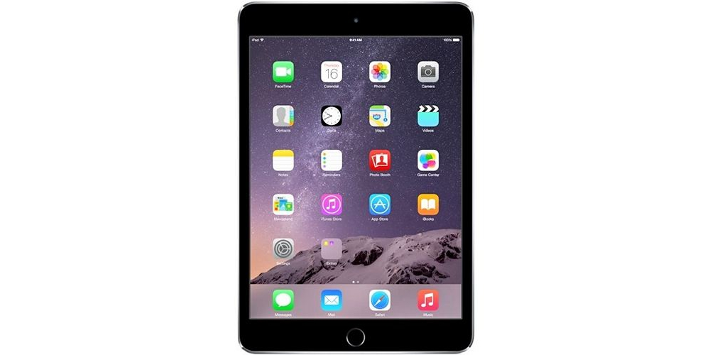 iPad mini Apple iPad mini 3 Wi-Fi+LTE 64Gb (Space Grey)