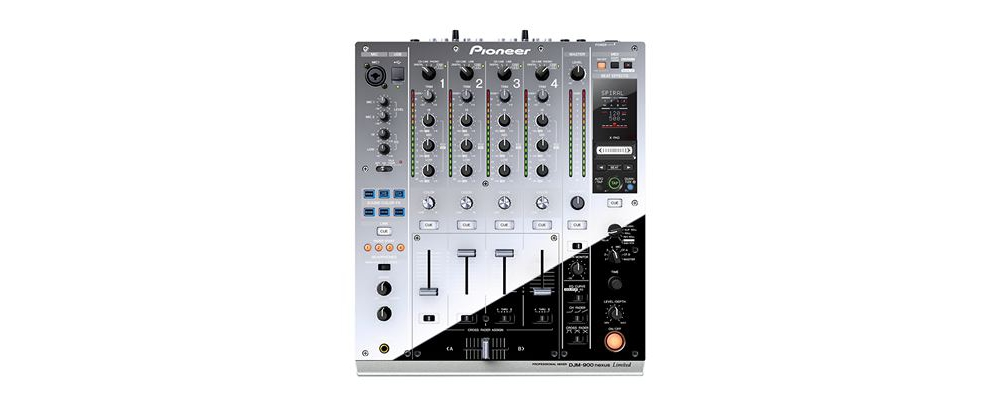 DJ-микшеры Pioneer DJM-900 NXS Limited Platinum Edition