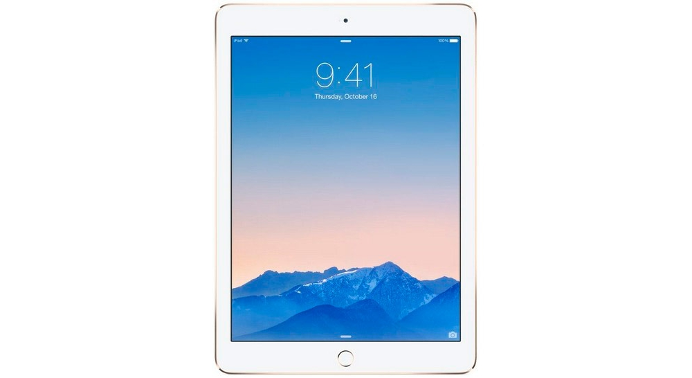 iPad Apple iPad Air 2 Wi-Fi+LTE 64Gb (Gold)