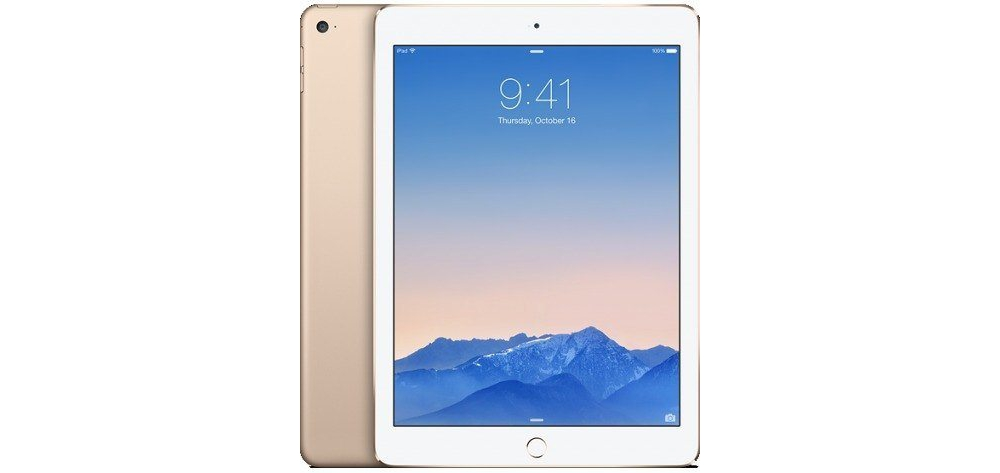 iPad Apple iPad Air 2 Wi-Fi 64Gb (Gold)