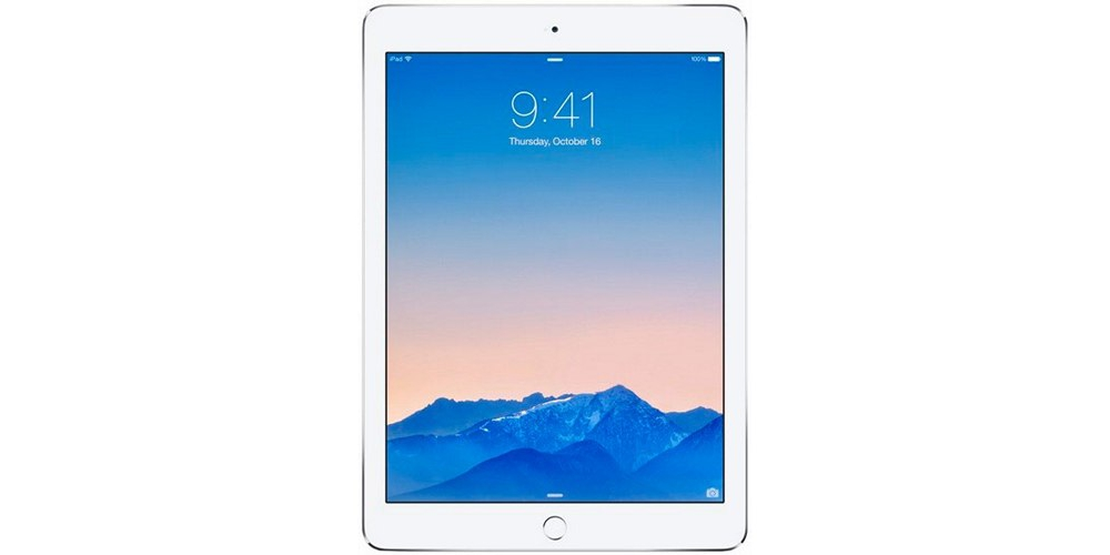 iPad Apple iPad Air 2 Wi-Fi+LTE 128Gb (Silver)