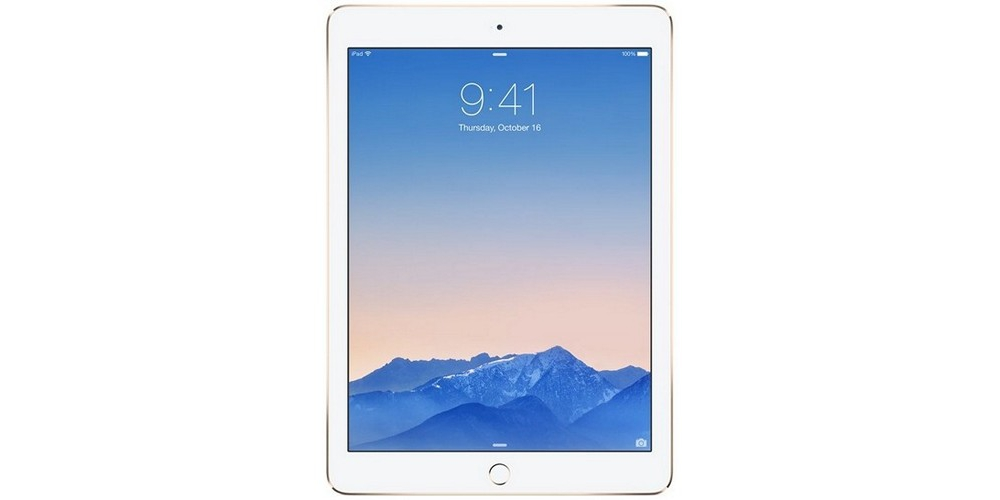 iPad Apple iPad Air 2 Wi-Fi+LTE 128Gb (Gold)