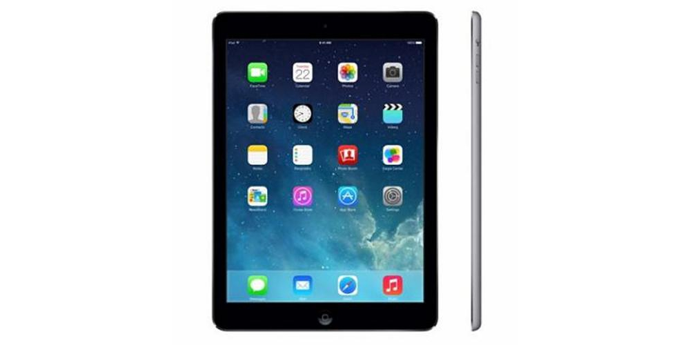 iPad Apple iPad Air 16 Wi-Fi + LTE Black