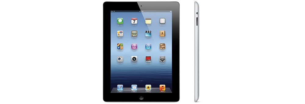 iPad Apple iPad new 64Gb Wi-Fi + 4G black