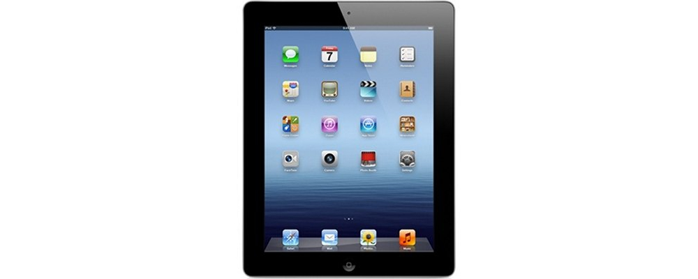 iPad Apple New iPad Wi-Fi 64GB Black