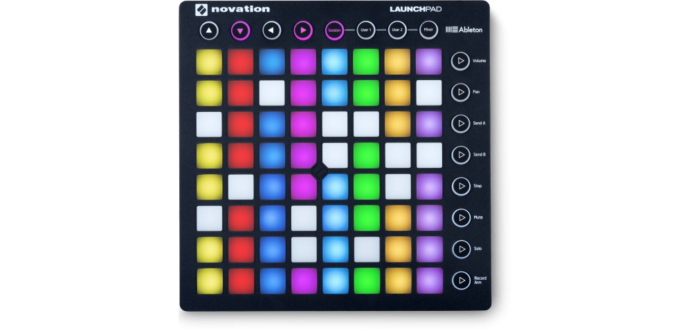 DJ-контроллеры Novation Launchpad MK2
