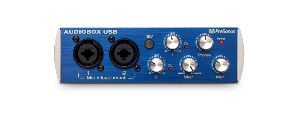 �������� ����� USB/Thund. PRESONUS Audiobox USB 2x2