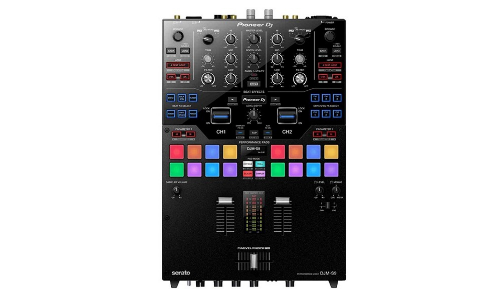 DJ-микшеры Pioneer DJM-S9 Battle Mixer