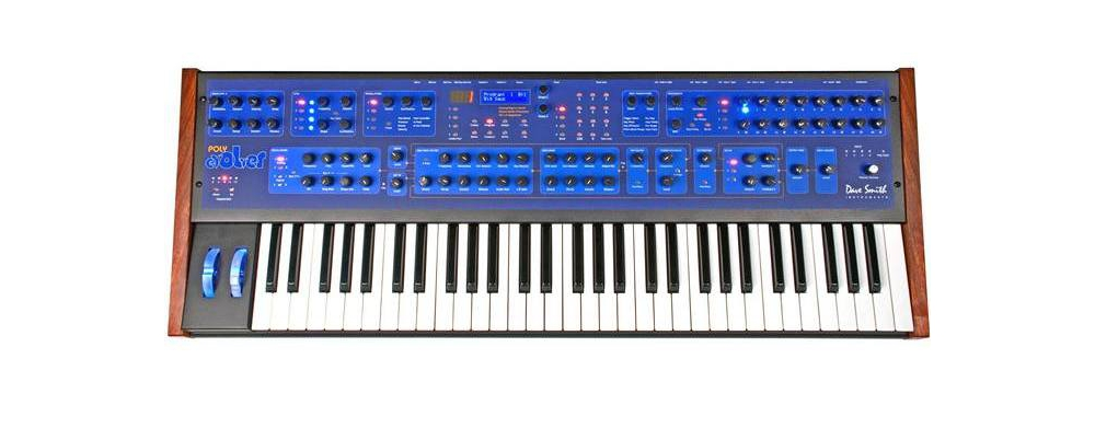 ����������� � ������� ������� Dave Smith Instruments Poly Evolver PE Keyboard