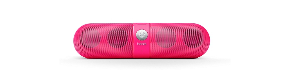 Acoustics  Beats by Dr. Dre Pill Neon Pink