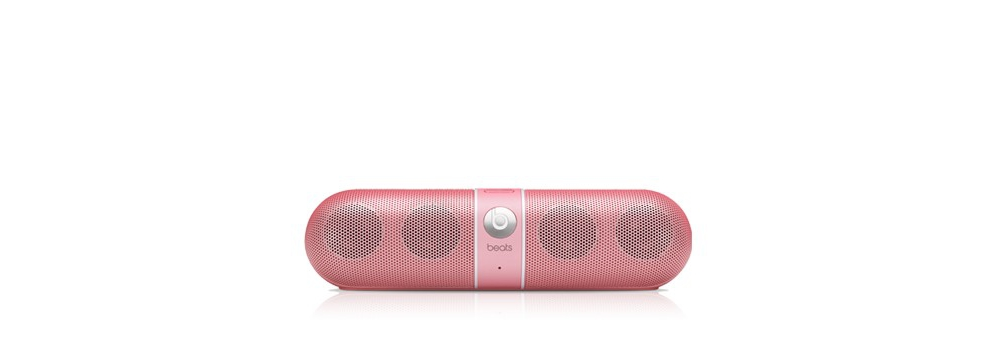 Acoustics  Beats by Dr. Dre Pill Nicki Pink