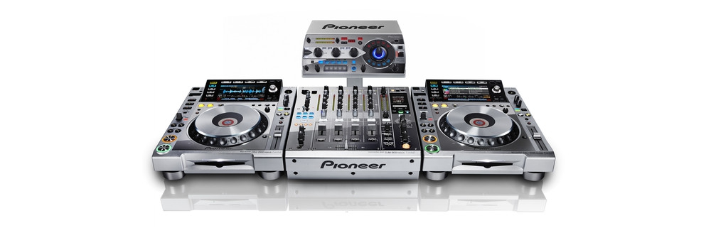 DJ-комплекты Pioneer Platinum Limited Edition