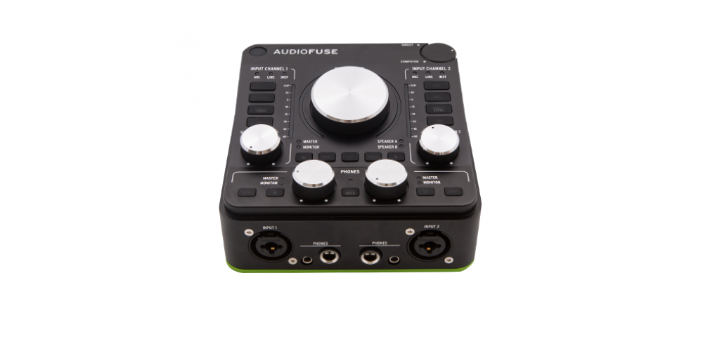 Звуковые карты USB/Thund. Arturia AudioFuse Deep Black