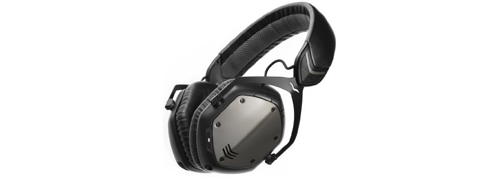 Наушники для аудиофилов  V-Moda V-Moda Crossfade Over Ear Bluetooth - GunBlack