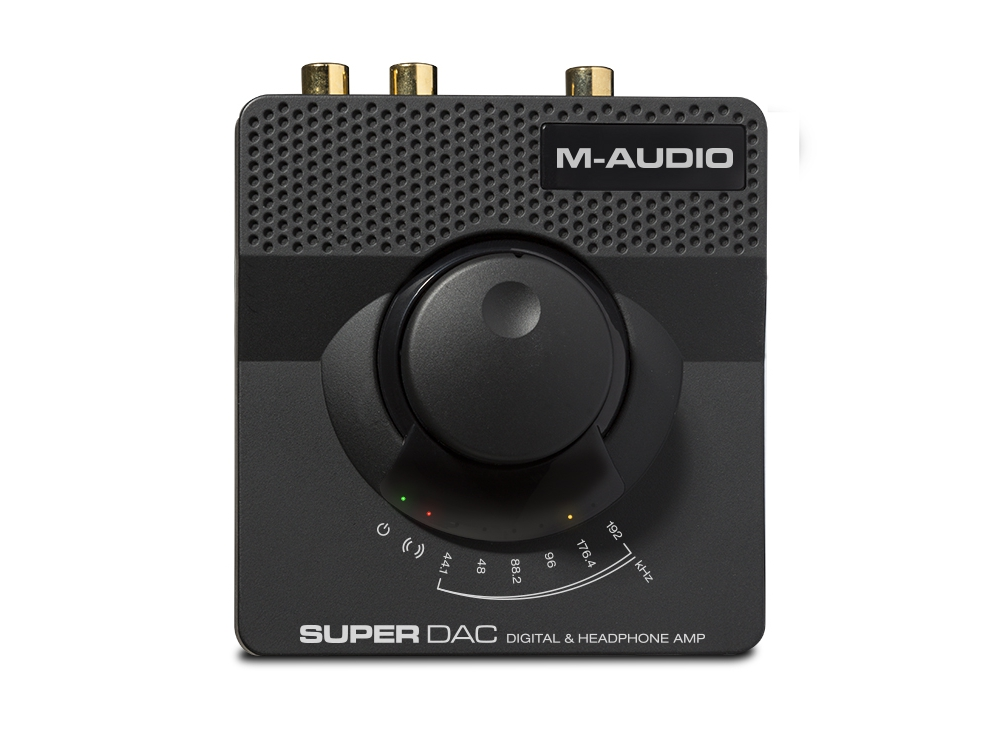 Аудио конверторы, рекордеры M-Audio Super DAC