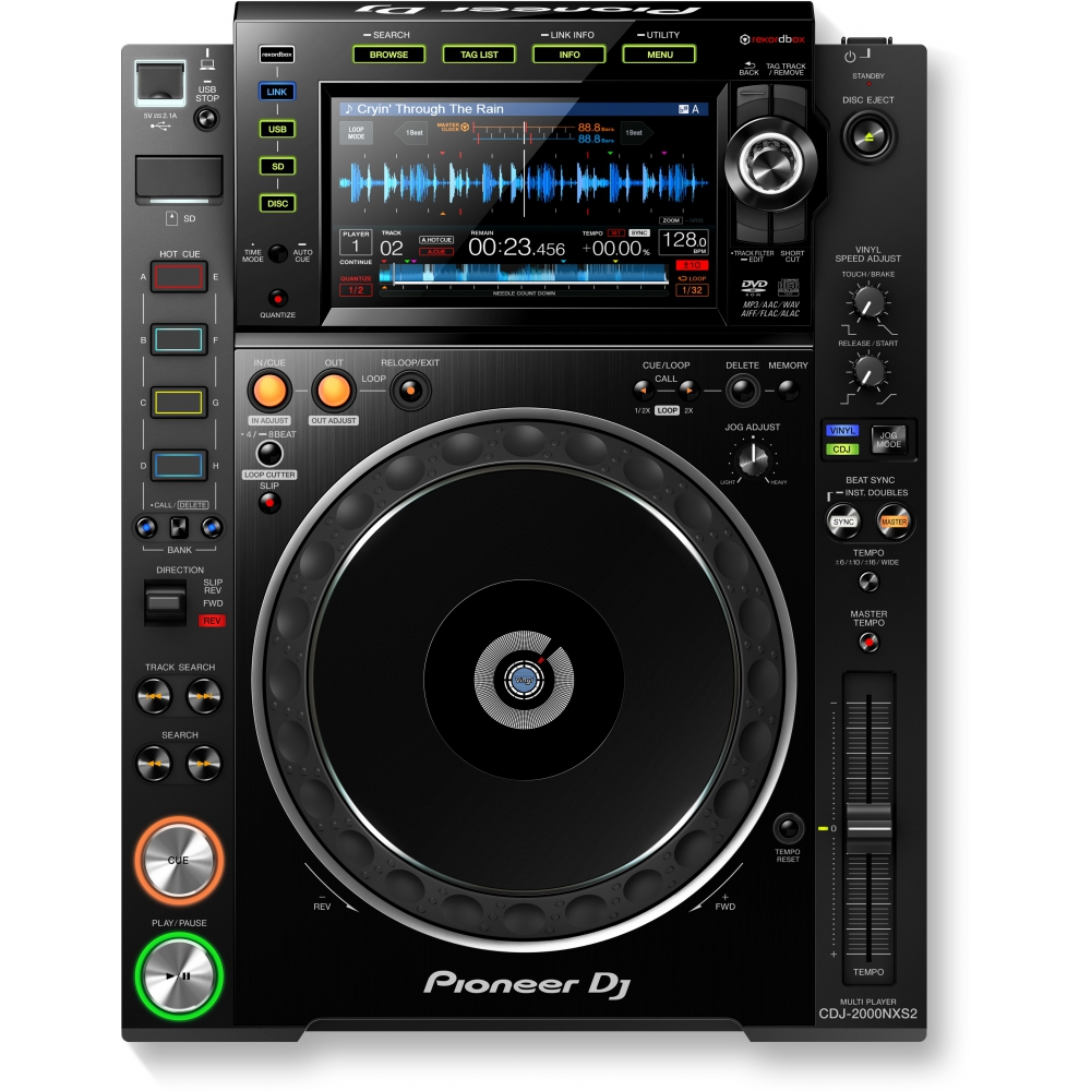 CD/USB-������������� Pioneer CDJ-2000NXS2 (nexus2)