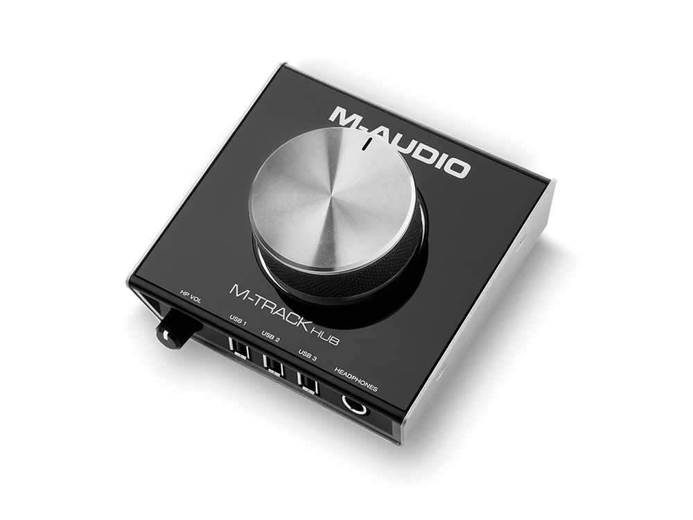 �������� ����� USB/Thund. M-Audio M-Track Hub