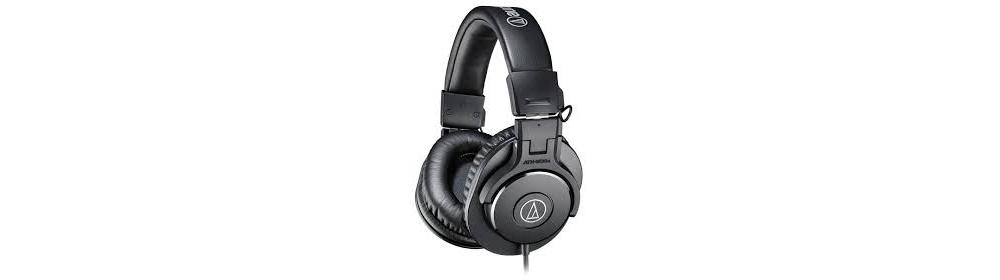 Наушники для аудиофилов Audio-Technica ATH-M30X