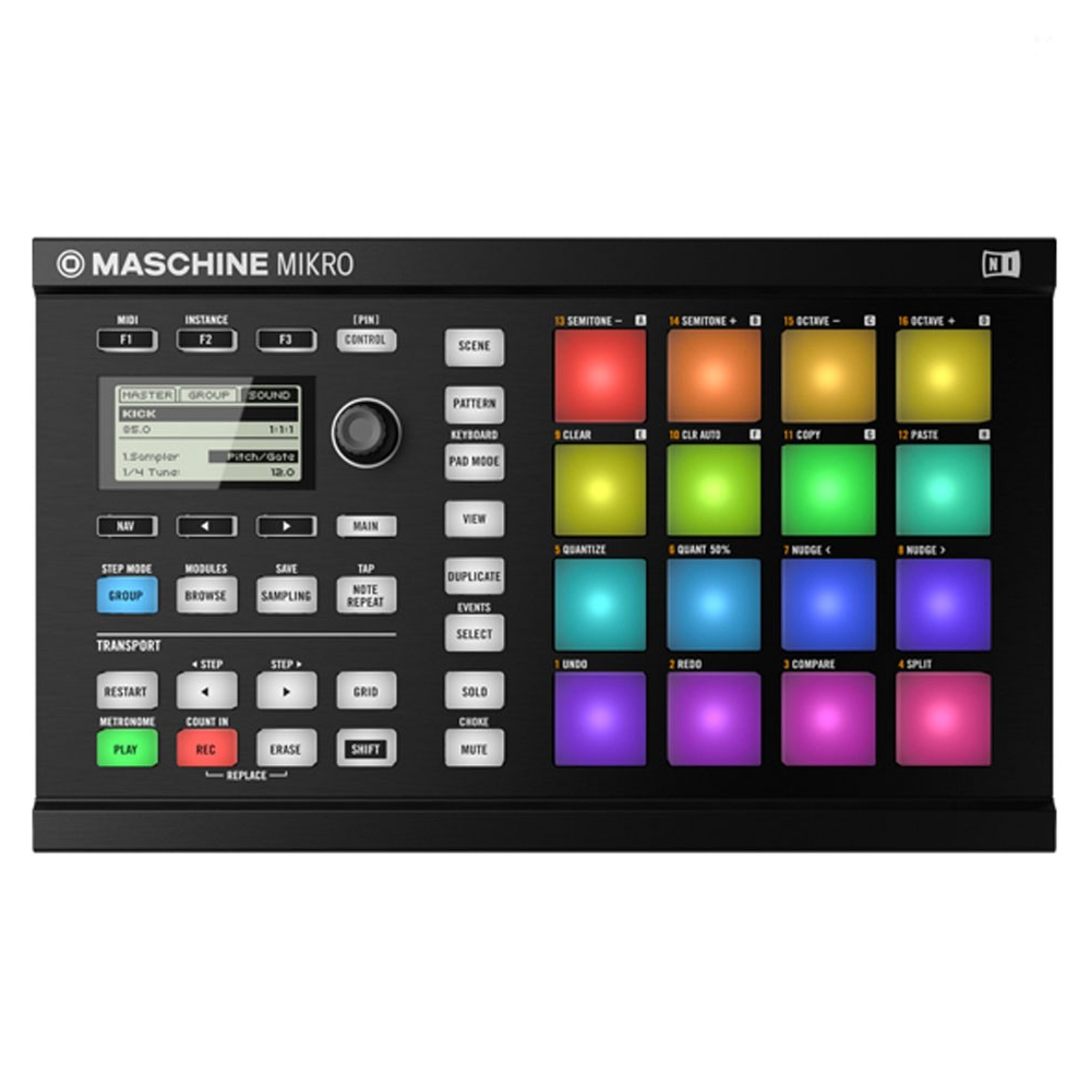 DJ-����������� Native Instruments Maschine Mikro