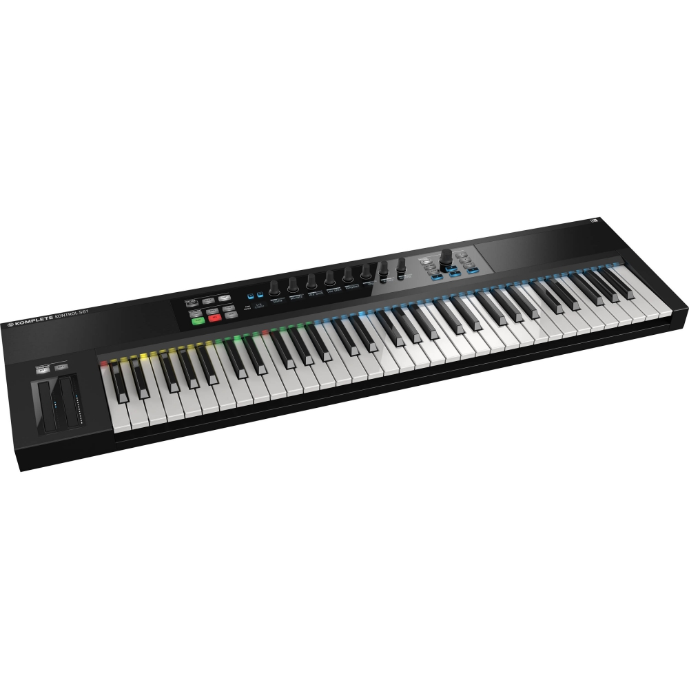 Midi-клавиатуры Native Instruments Komplete Kontrol S61
