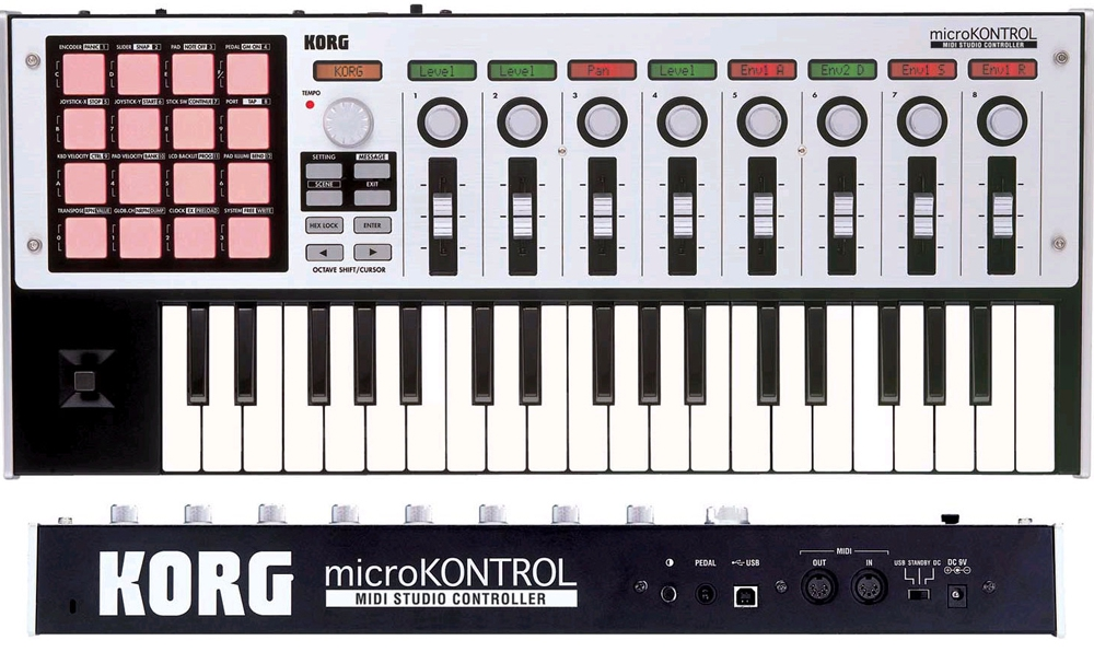 KORG MICROKONTROL TREIBER WINDOWS 7