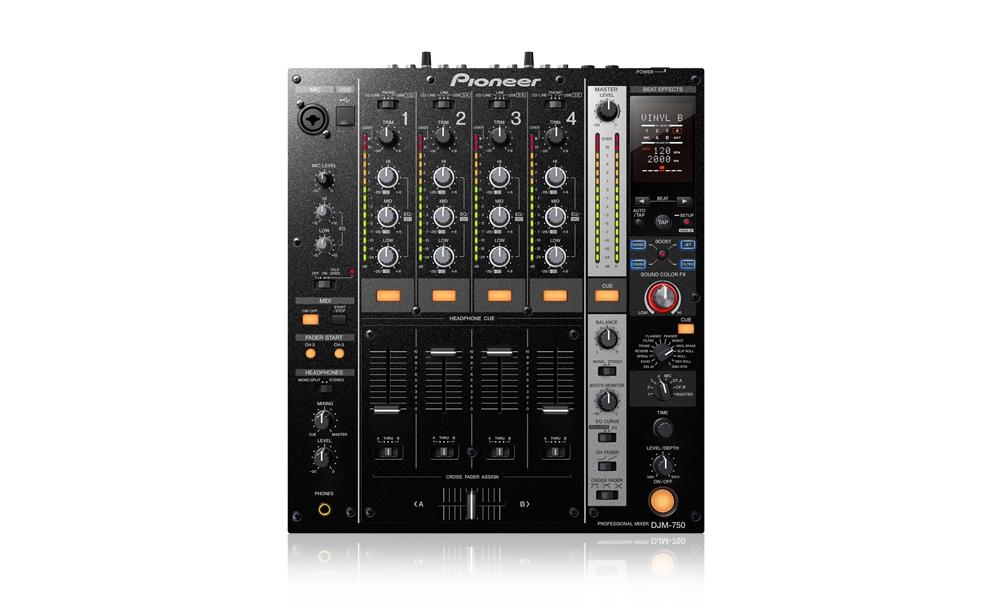 PIONEER DJM-750-S DJ CONTROLLER WINDOWS 10 DRIVER