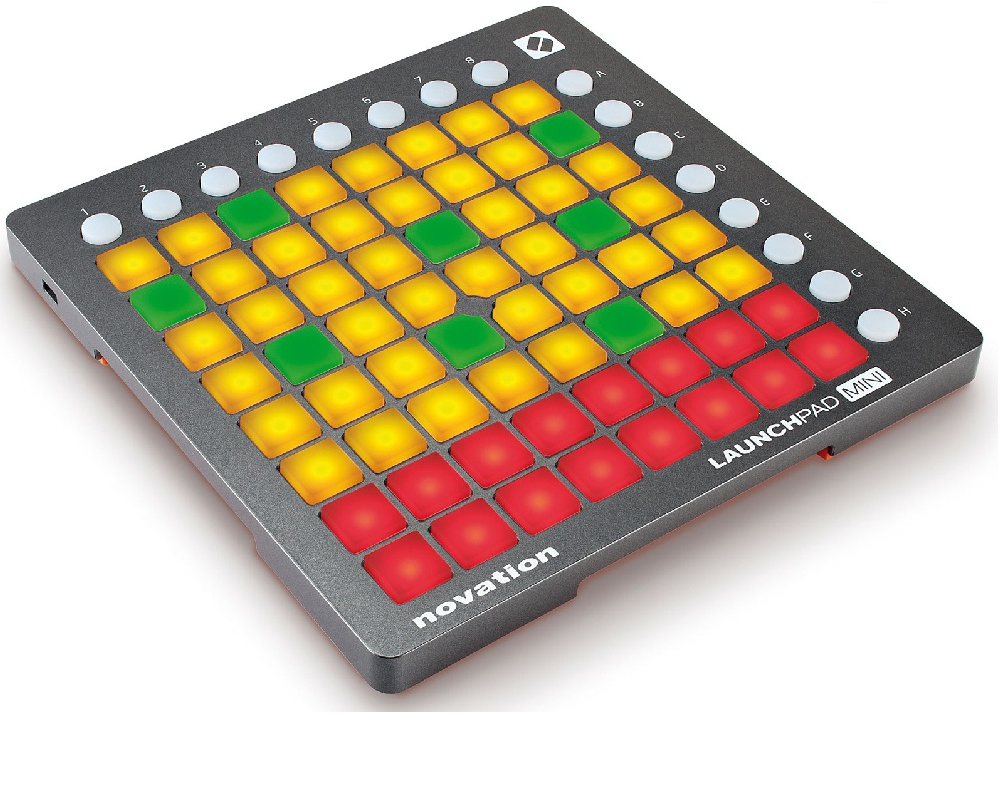DJ-контроллеры Novation Launchpad Mini