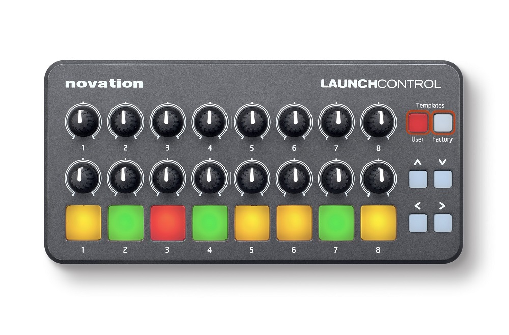DJ-контроллеры Novation Launch Control