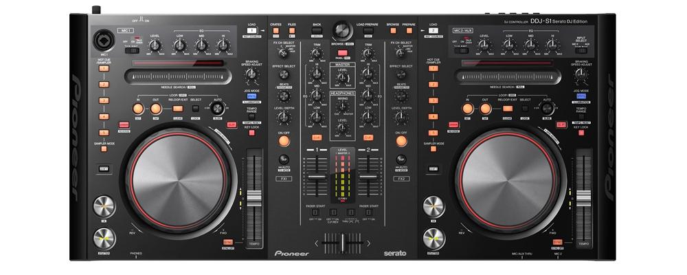DJ-контроллеры Pioneer DDJ-S1