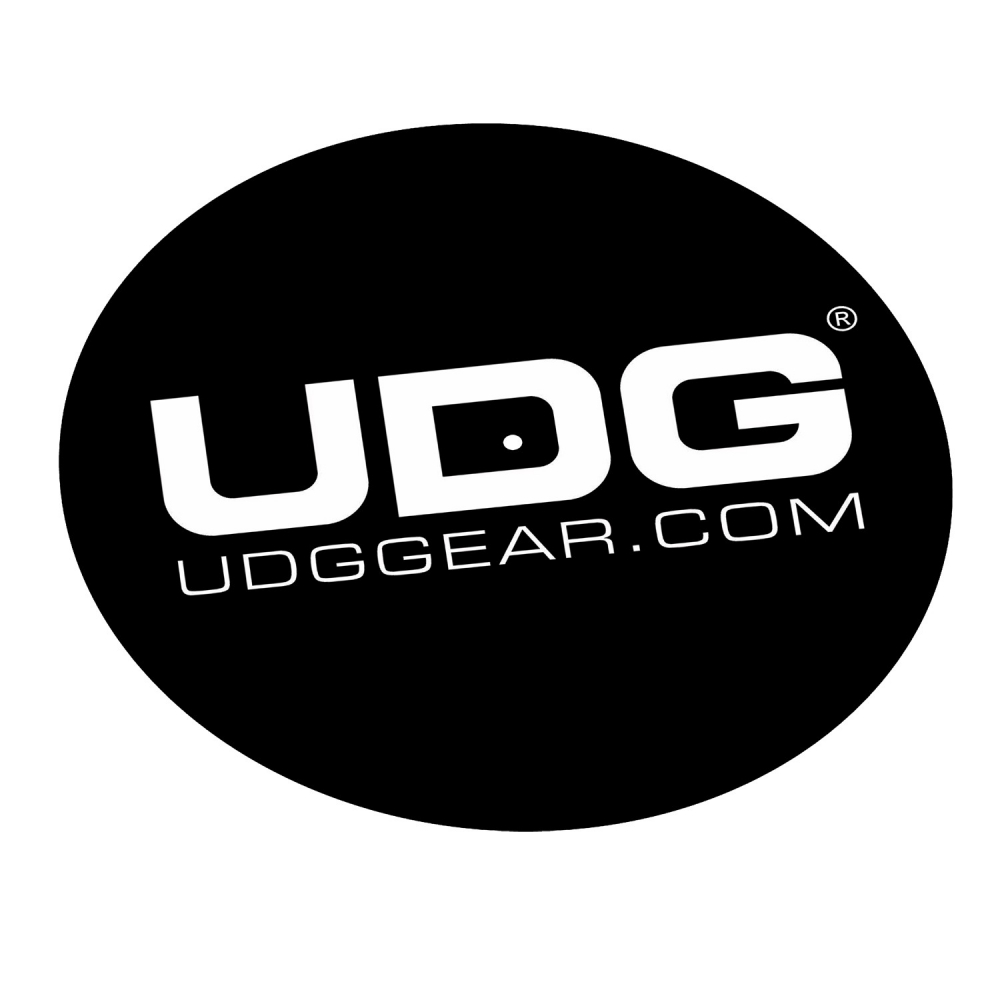 Слипматы UDG Turntable Slipmat Set Black/White