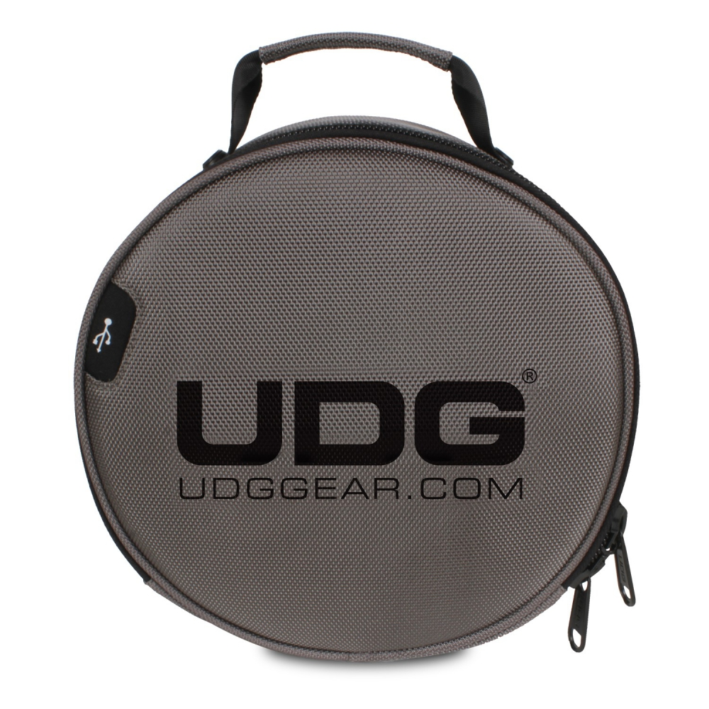 Сумки для наушников UDG Ultimate DIGI Headphone Bag Charcoal