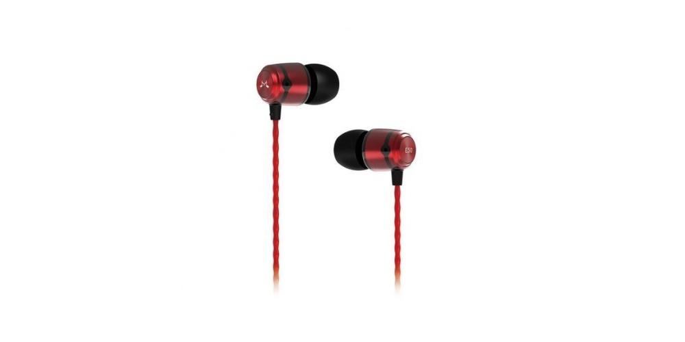 Наушники для плеера SoundMAGIC E50 Black Red