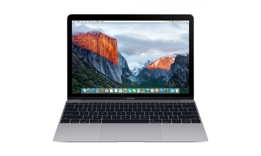 Оборудование Apple Apple MacBook 12'' MLH72 256Gb (Space Gray)
