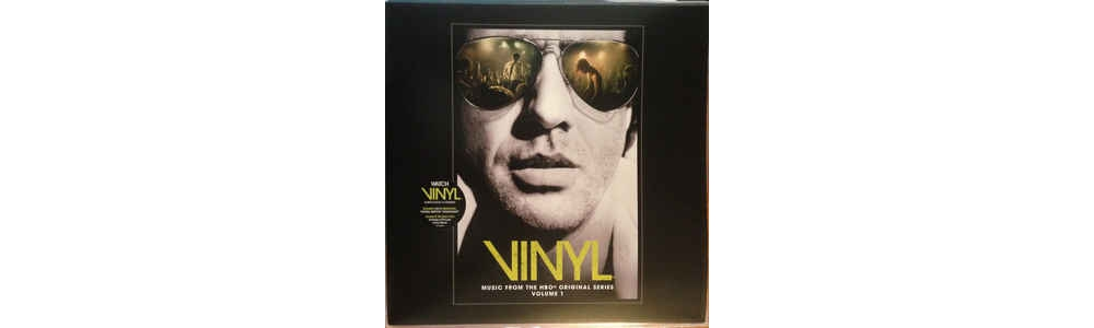 Виниловые пластинки (Vinyl)  Various ‎– Vinyl: Music From The HBO Original Series Volume 1