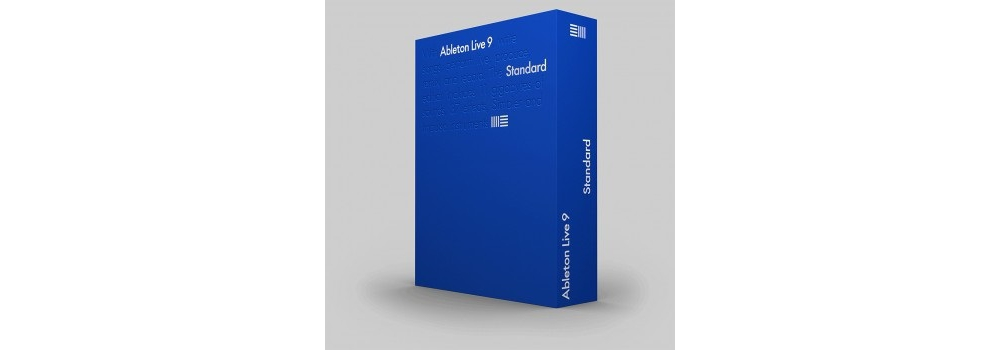Программы для создания музыки Ableton Live 9 Standard Edition (Education)